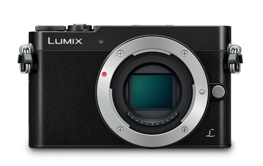 LUMIX GM5 Black Front