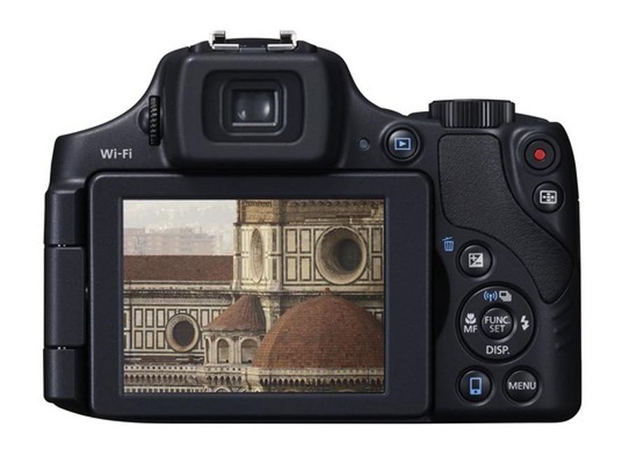 PowerShot SX60 HS BCK LCD