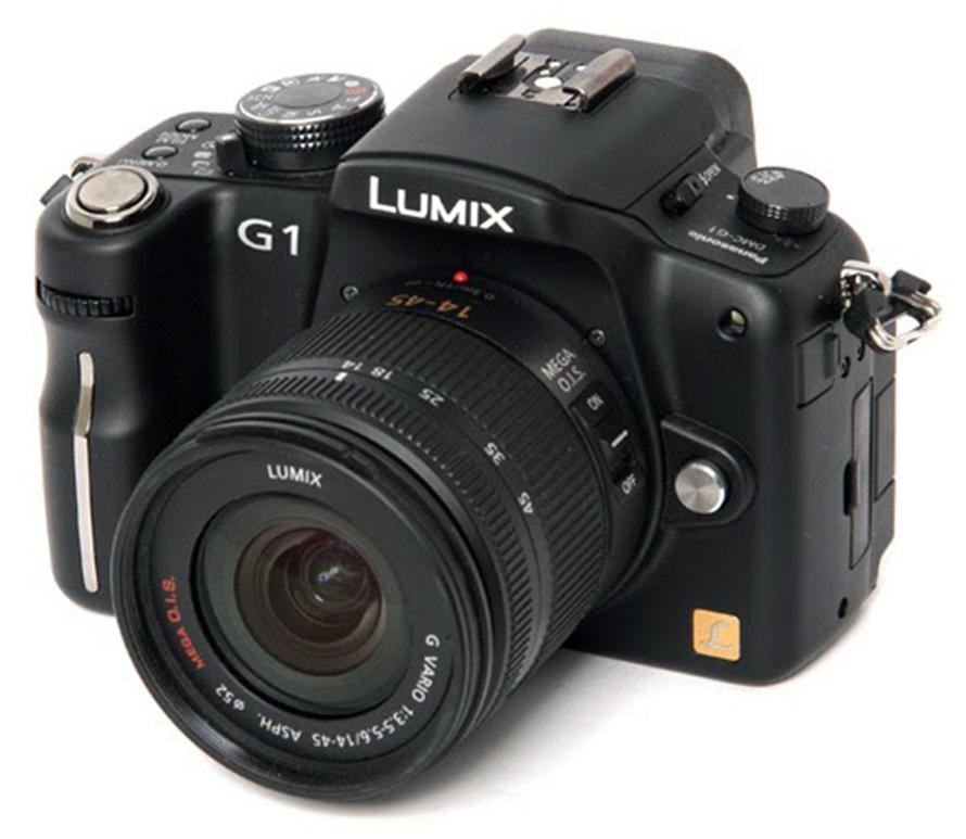 lumix g1 14-45mm