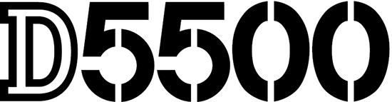 d5500