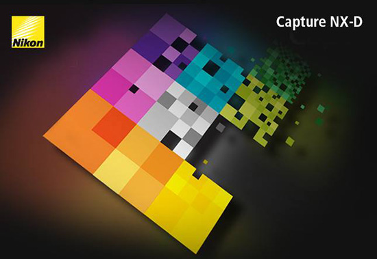 Nikon-Capture-NX-D-image-editing-software-logo