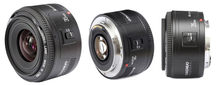 yognuo35mm
