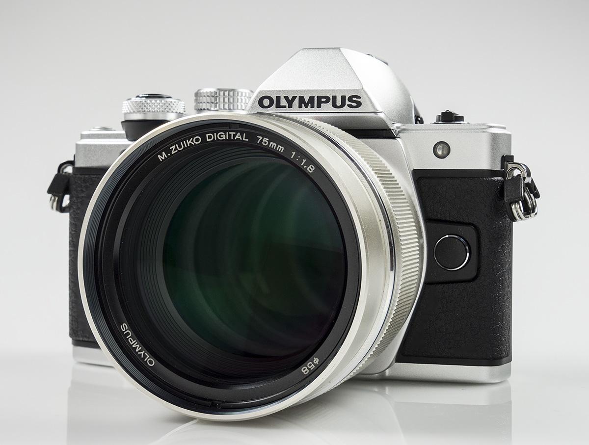 olympus om-d e-m10 mark ii b