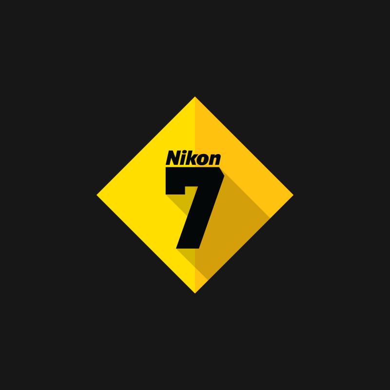 Nikon 7 logó
