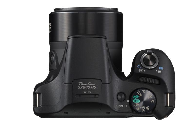 PowerShot_SX540_HS Top FSL