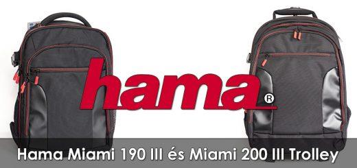 be6cae14c48a A Hama Miami 190 III és a Miami 200 III Trolley fotós táskák bemutatója -  MLZphoto
