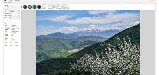 A WiFi Commander egy ingyenes távvezérlő program Pentax gépekhez 5428c45722
